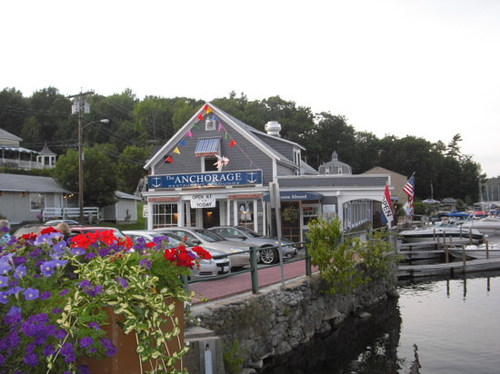 The Anchorage at Sunapee Harbor: A BEAUTIFUL DAY IN THE HARBOR