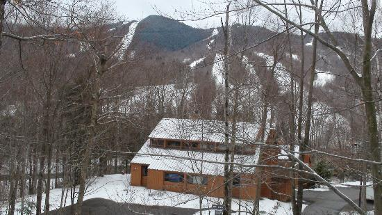 Village Of Loon Mountain: Facing Loon Mountain Ski Runs