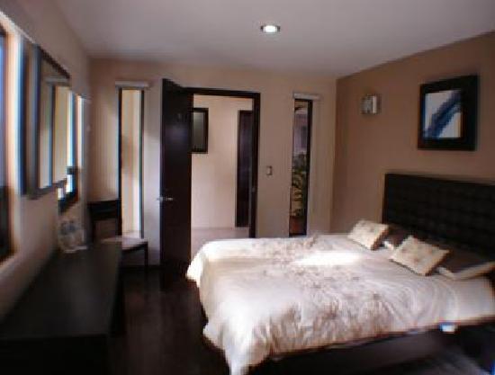 Terrasse Hotel: Habitacion Sencilla con Cama Matrimonial