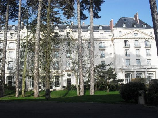 Vue picture of trianon palace versailles a waldorf astoria hotel versailles tripadvisor - Hotel trianon versailles ...