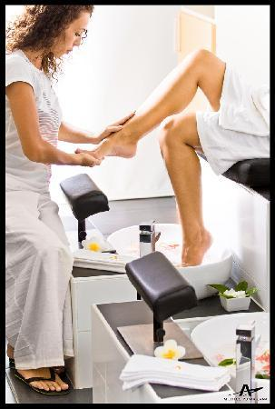 Atletico Punta Cana Fitness and Gym : Manicure & Pedicure