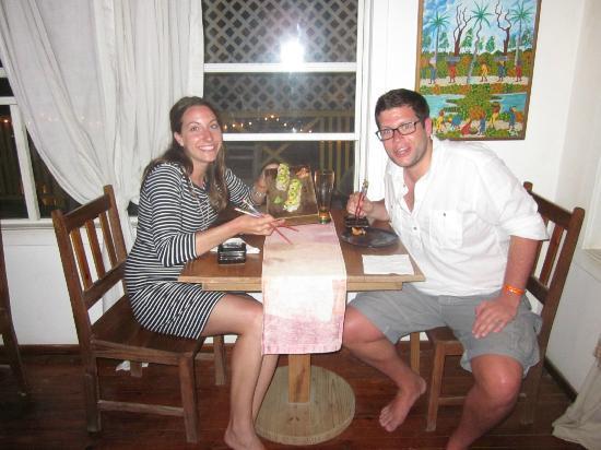 Rendezvous Sushi Cafe: us dining