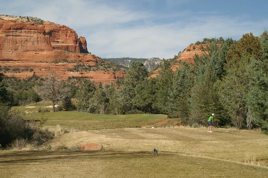 Seven Canyons: The back nine