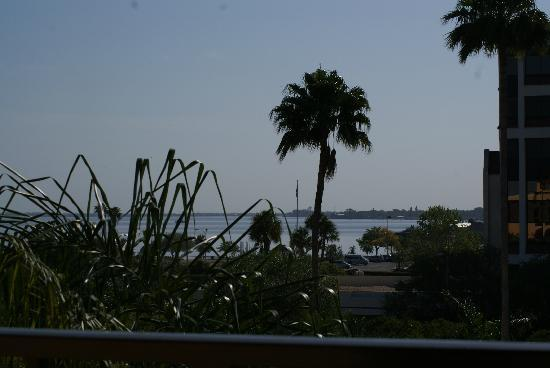 Marriott Courtyard Bradenton Sarasota / Riverfront: View from balcony