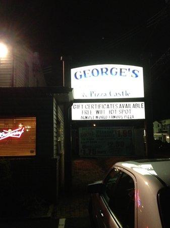 George's Restaurant & Pizza