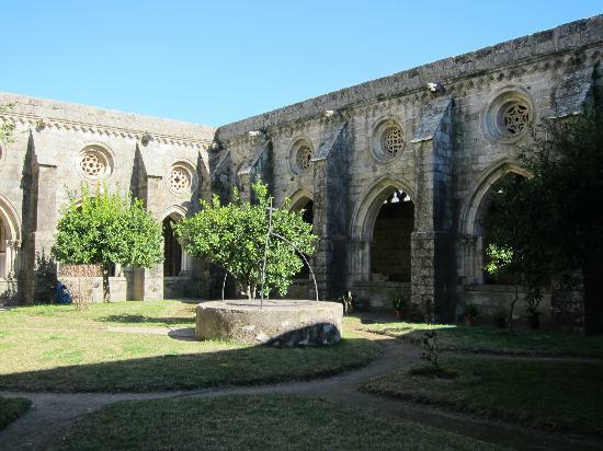 Sé Catedral de Évora : The cloister