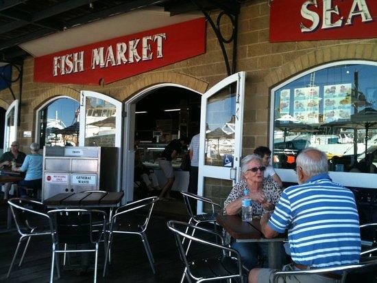 Kailis Fish Market Cafe: Kaili's Fish Market