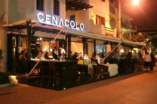 Restaurante Cenacolo Playa del Carmen