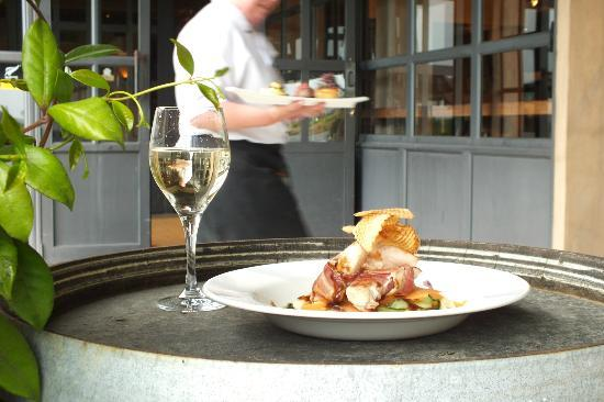 The Winery Riverlands Restaurant : Superb seasonal menu matched with Pernod Ricard wines