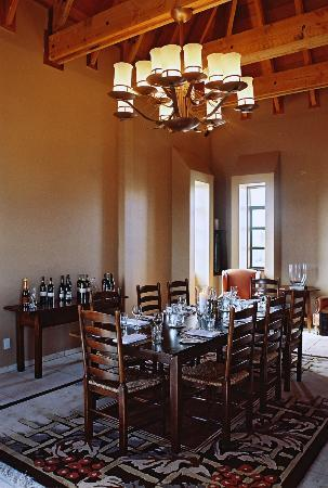 The Winery Riverlands Restaurant: The Tower - executive board rooms or private intimate dining