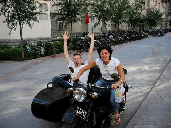 Tri Beijing Sidecar Motorcycle Tours Day Tour All You