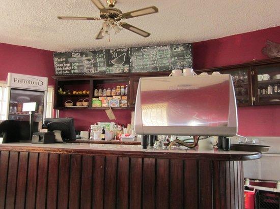 Swordfish Restaurant and Bar: Swordfish Restaurant Loby