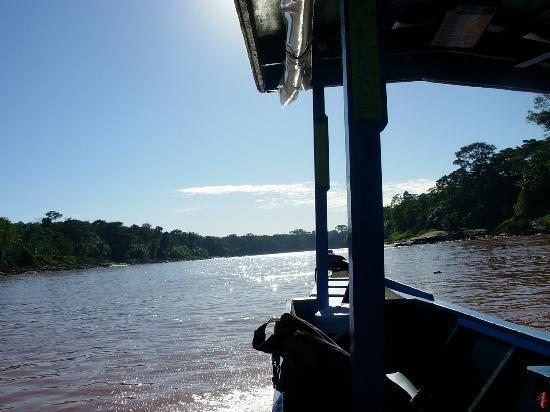 Ecoaldea Kapievi: Viaje por el Tambopata