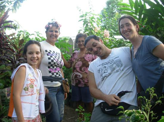 Ecoaldea Kapievi: Familia Kapievi