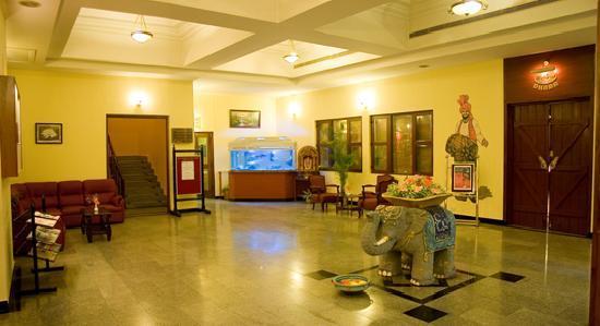 Ramanashree California Resort Bangalore : Lobby