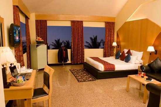Ramanashree California Resort Bangalore : Room