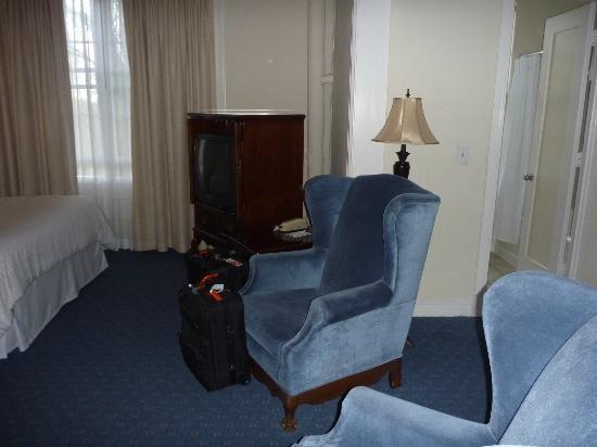 Inn at the Park: Room 601
