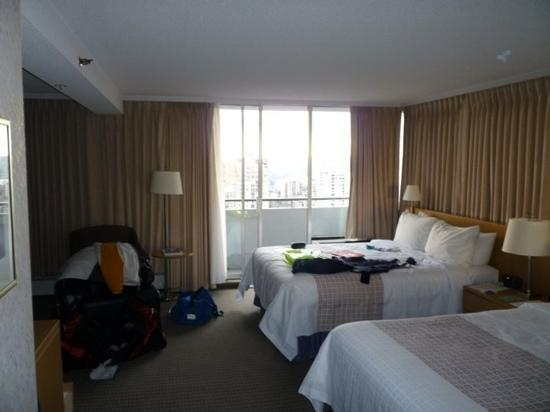 Blue Horizon Hotel: room 2407