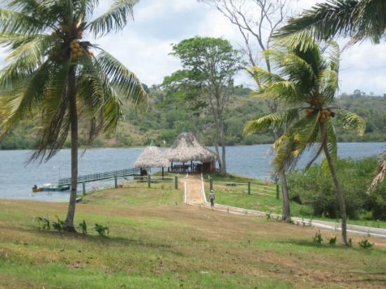Gatun Lake: Bohio on the lake