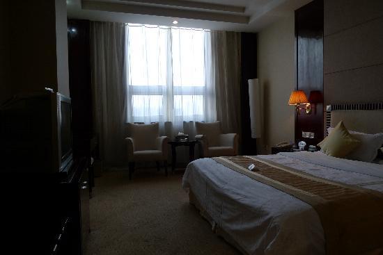 Hua Chen Hotel: room