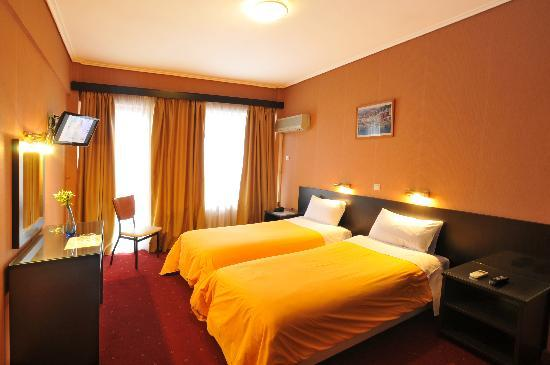 Khalkis, Greece: double room