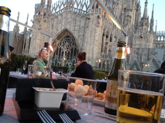 Aperitivo Magico Picture Of Maio Restaurant Milan