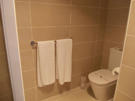Foreshore Motel and Tavern Hobart (Lauderdale) : Bathroom