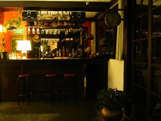 Baia do Joao Pousada: Angolo bar