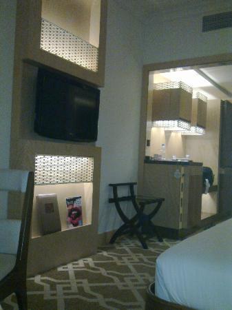 โรงแรมเดอะมาร์โคโปโล: Room/suite