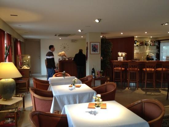 Rosenburg Hotel: Reception March 2012