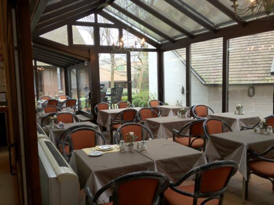 Rosenburg Hotel: bfast