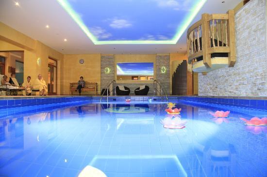 Wellnesshotel Tanne : Schwimmbad
