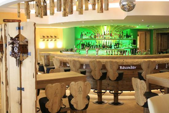 Wellnesshotel Tanne : Cocktailbar