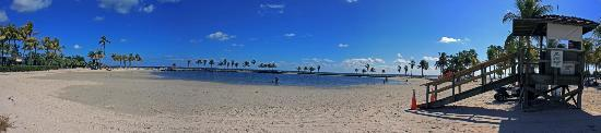 Coral Gables, Floryda: Matheson Hammock Park and Beach