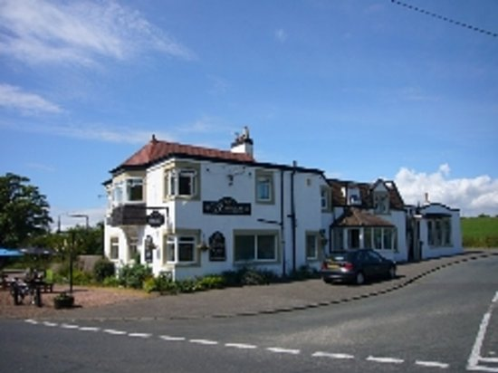 Staghead Inn: Built in 1610