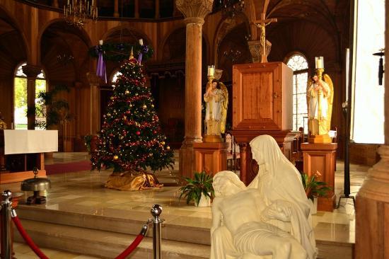 Paramaribo, Surinam: Cathedral interior