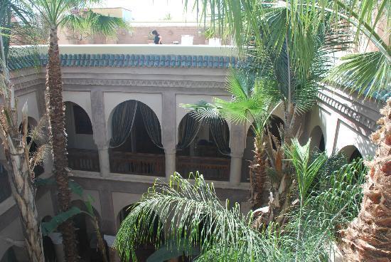 La Villa Nomade : vieuw from terras