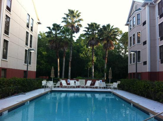 Hampton Inn & Suites Tampa - North: Pool area