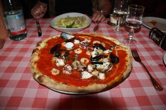 Ristorante Pizzeria La Ragazza