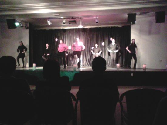 Thalassa Mahdia : spectacle