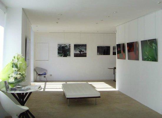 Galerie Pascal Lainé : Exposition Alain Deymier - Ménerbes 2008