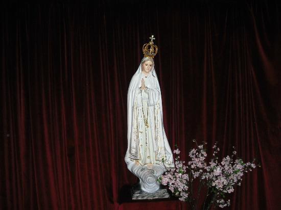 Shrine of our Lady of the Rosary of Fatima: Fatima´