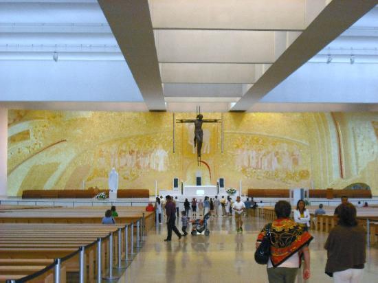Basilica of Nossa Senhora do Rosário de Fátima: Fatima´