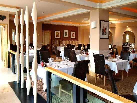 Cromleach Lodge Country House Hotel: Moira's Restaurant