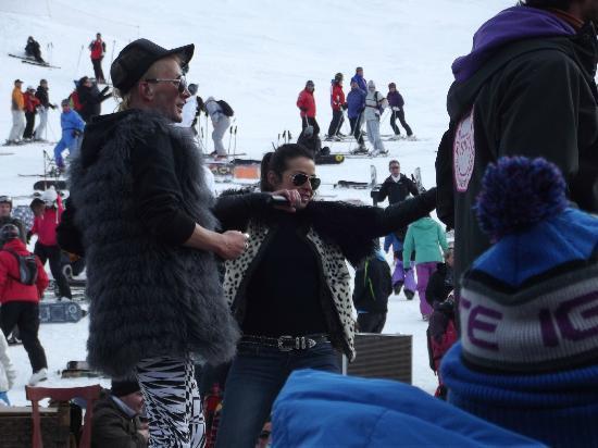 La Folie Douce Val d'Isère - Tignes : La Folie Douce