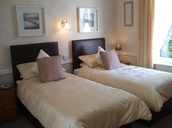 Abbeyfield Hotel : Superior Twin
