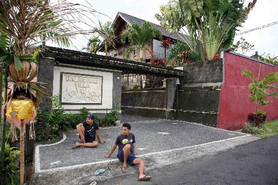 Balam Bali Villa: Villa 03