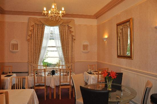 Abbeyfield Hotel: Dining Room