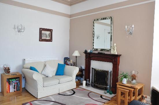 Abbeyfield Hotel: Lounge
