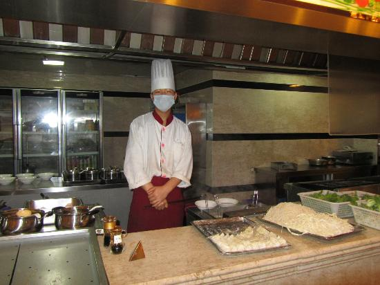 Taiji Hotel: my wonton hero